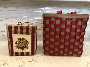 Longaberger basket bags for Sale in FL, US