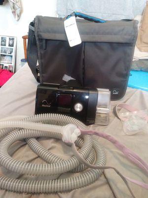 ResMed airsense10 cpap machine for Sale in Lakeland, FL