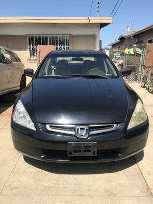 Honda Accord 2004 for Sale in Chula Vista, CA