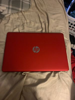 "HP touch screen laptop 15.6"" for Sale in Sacramento, CA"