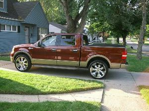 2006 FORD F150 4X4 V8 VERY LOW MILES for Sale in Tulsa, OK