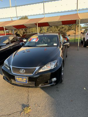 *NEED GONE ASAP* 2012 Lexus IS350 C Convertible for Sale in Folsom, CA