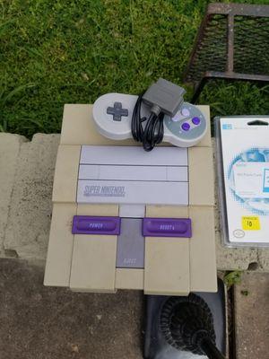 Snes Super Nintendo for Sale in Austin, TX