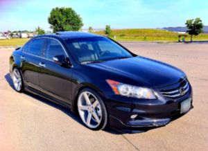 2OO9 Accord with low miles! for Sale in Alpena, MI