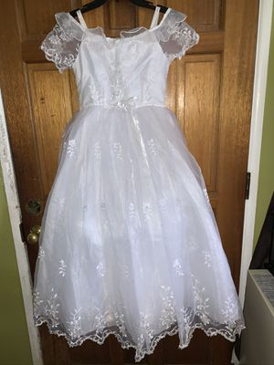Flower Girl Dress or can be used for other occasions size 8 for Sale in Whittier, CA