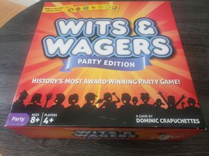 North star games Wits and wagers party edition for Sale in Highland, CA