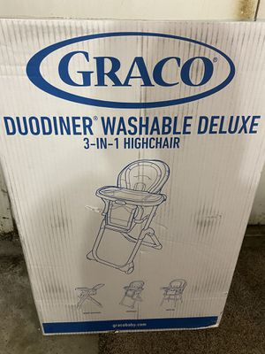 3-1 high hair for kids GRACO super cheap for Sale in La Habra, CA