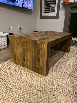 West Elm Coffee Table for Sale in Chapel Hill, NC