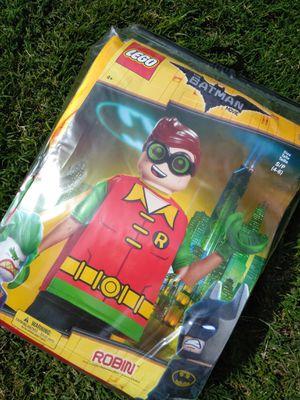 LEGO THE BATMAN MOVIE ROBIN HALLOWEEN COSTUME SIZE SMALL 4/6 for Sale in Stockton, CA