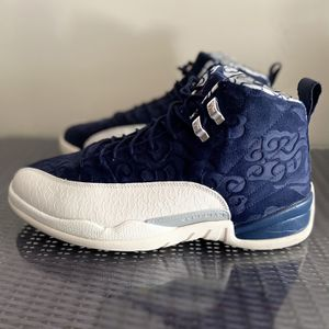 Jordan 12 International Flight Navy Blue for Sale in Dunwoody, GA