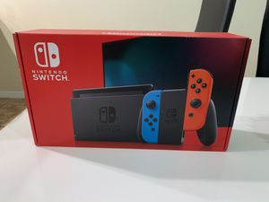 New Nintendo Switch Console for Sale in Winter Garden, FL