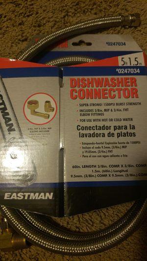 Dishwasher connector for Sale in Jacksonville, FL