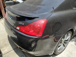 09 infiniti g37 type s part out for Sale in Los Angeles, CA