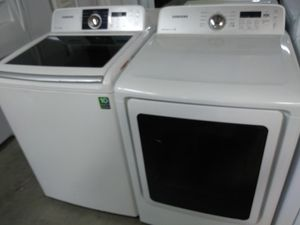 Samsung washer and dryer for sale for Sale in Lakeland, FL