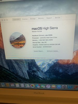 2013 MacBook for Sale in San Jose, CA
