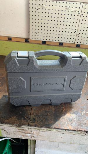 Socket Set Gearwrench for Sale in Palmdale, CA