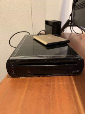 Wii U Console Limited Edition Modded with over 200 games for Sale in Santa Clara, CA