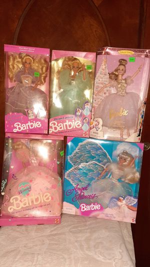 Barbies Different Ones New for Sale in Burbank, CA