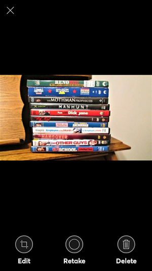 NICE COLLECTION OF 26 MOVIES for Sale in Lynchburg, VA