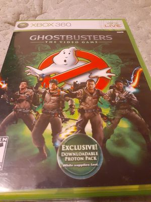 Ghostbusters the video game complete for Sale in Los Angeles, CA