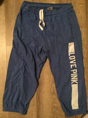 Women's sweat pants in small. Victoria secret, Reebok, and pink brand. Also Levi's leggings for Sale in OCEAN BRZ PK, FL