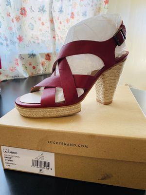 Lucky brand heel for Sale in Imperial Beach, CA