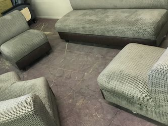 Grey Couch Set for Sale in Phoenix,  AZ