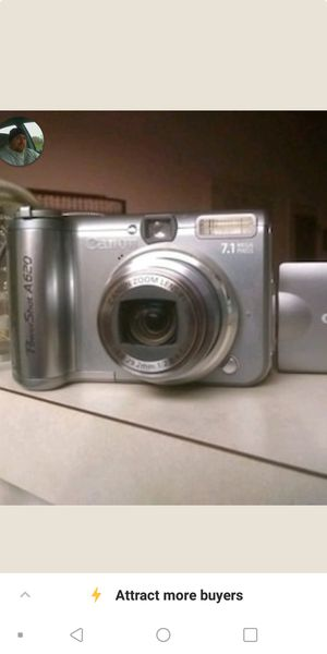 Canon digital camera for Sale in Eugene, OR