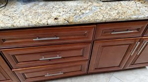 Kitchen cabinets, granite countertops for Sale in Stanton, CA