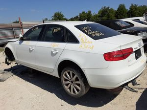 2013 Audi A4 quattro part out for Sale in Houston, TX