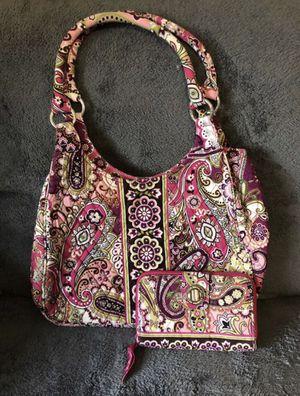 Vera Bradley purse and wallet for Sale in St. Petersburg, FL