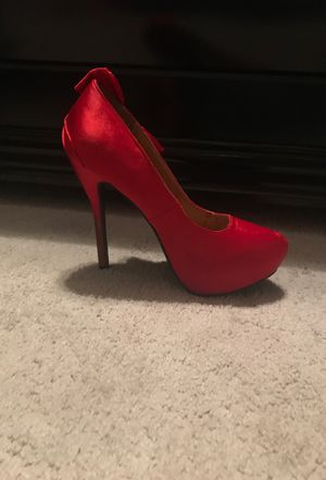 Red Heels for Sale in Dover, DE