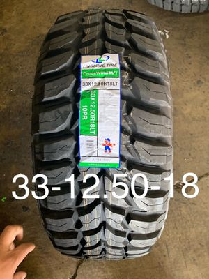 4 new 33-12.50-18 for Sale in Houston, TX