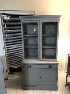Nostalgia: Antique Drexel Cabinet, Hutch, or Pantry for Sale in Maitland, FL