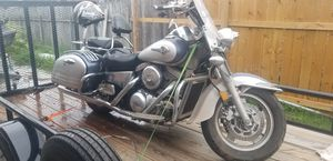 Motorcycle 2001 Kawasaki Vulcan Nomad garage kept with only 1300 miles for Sale in Kenner, LA