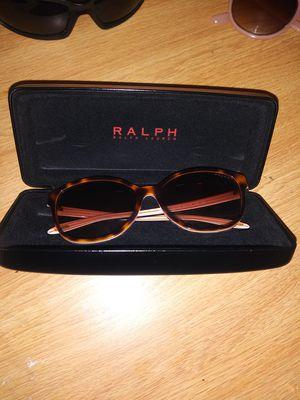 Ralph Lauren womens sunglasses (case included) for Sale in Wichita, KS