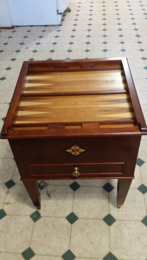 Antique Mahogany Game Table for Sale in Morrow, GA