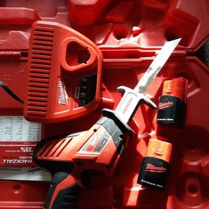 M12 HACKZALL Cordless Reciprocating Saw for Sale in Gaithersburg, MD