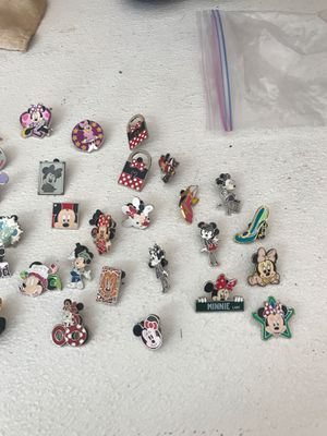 Disney pins for Sale in Palmdale, CA