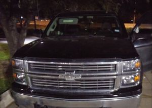 PARTING OUT ONLY 2014 Chevy Silverado Double Cab for Sale in Fort Worth, TX