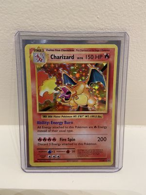 """Charizard MINT and two sealed """"small but mighty"""" collectors boxes for Sale in Port Orchard, WA"""