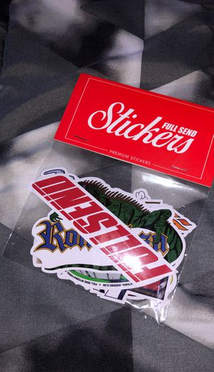 FULL SEND STICKERS for Sale in Los Angeles, CA