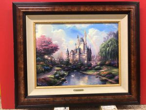 New Day at the Cinderella Castle - Limited Edition for Sale in Lake Worth, FL