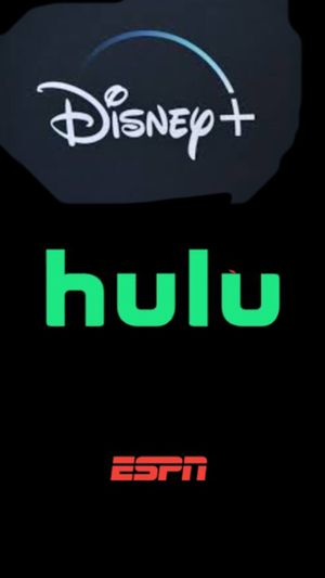 Hulu, Disney plus, ESPN bundle also sold separately for Sale in San Ramon, CA