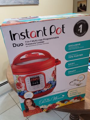 Instant pot for Sale in Waterbury, CT