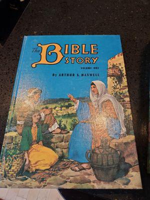 Bible Story hardbound books - set of 10 for Sale in Auburn, WA