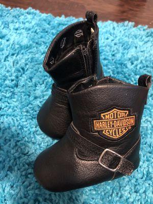Harley Davidson boots for Sale in Pasadena, TX