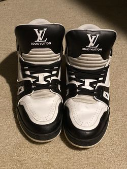 Louis Vuitton hightops size 11 us, used for Sale in Seattle,  WA