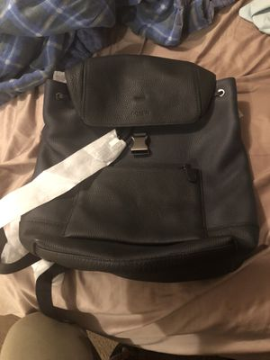 COACH Men's Manhattan Backpack Midnight/ Black Backpack for Sale in Mooresville, NC