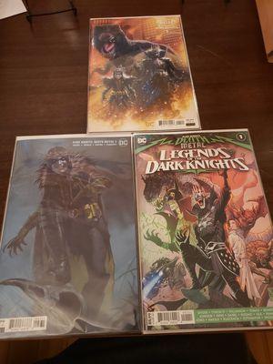 Robin King - 3 comic set Death Metal! for Sale in Woodbridge, VA